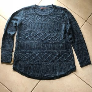 525 America Blue Sweater